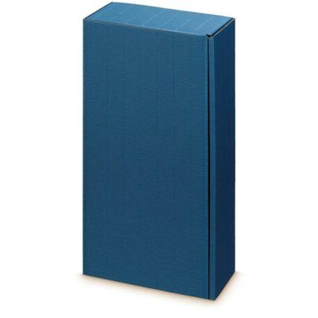 offene Welle 2er blau