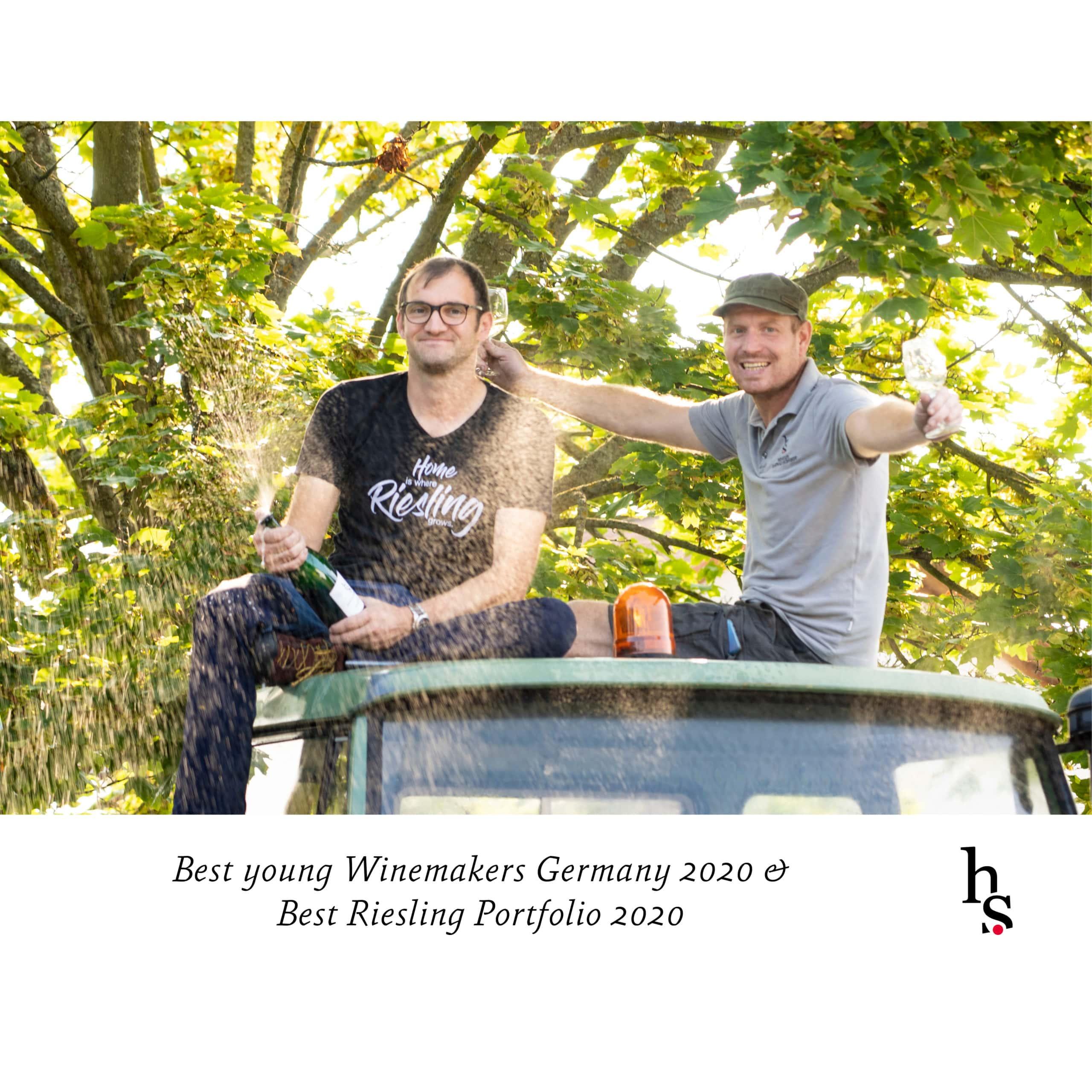 Online Weinprobe mit Stephan Schwerdt
