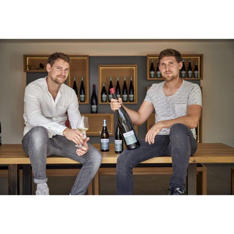 Online-Probe mit Weingut Andres